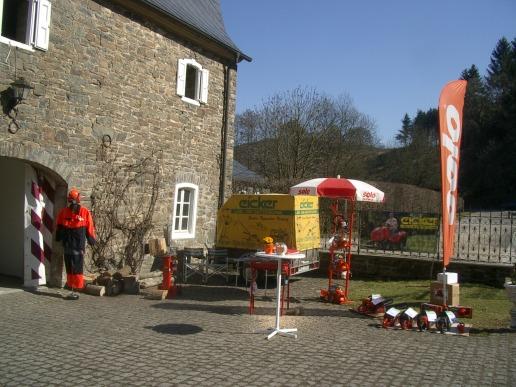 Holztag Neuenhof 3/09
