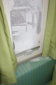 Schneesturm :-)