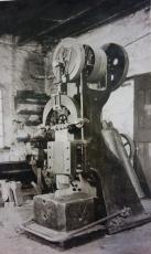 Federhammer in der Werkstatt