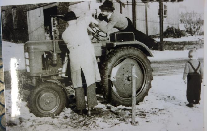 Fahr D17 ca. 1953