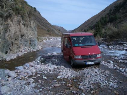 Kirgisien 2004