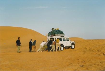 Marokko 2002