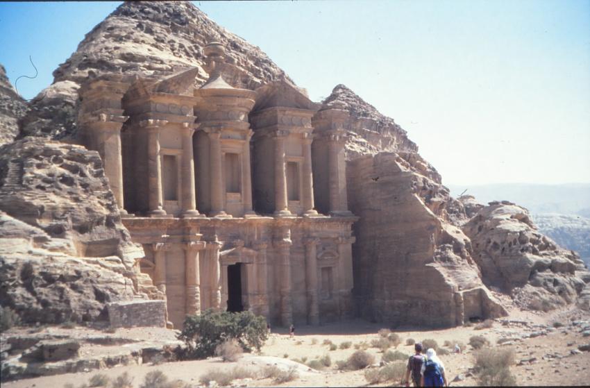 Jordanien Petra 2000