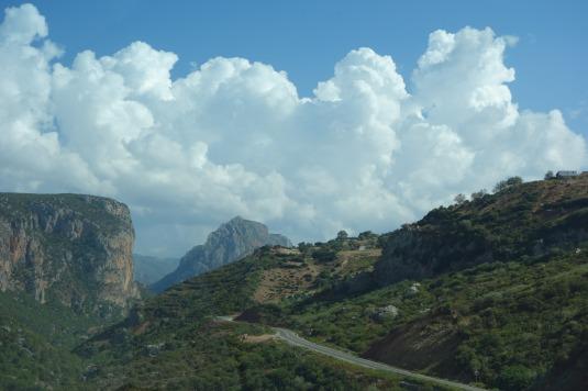 Qued-Laou Rif-Gebirge