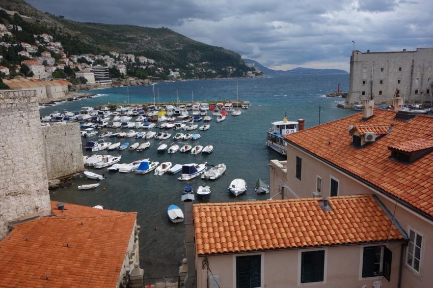 Dubrovnik Stadthafen