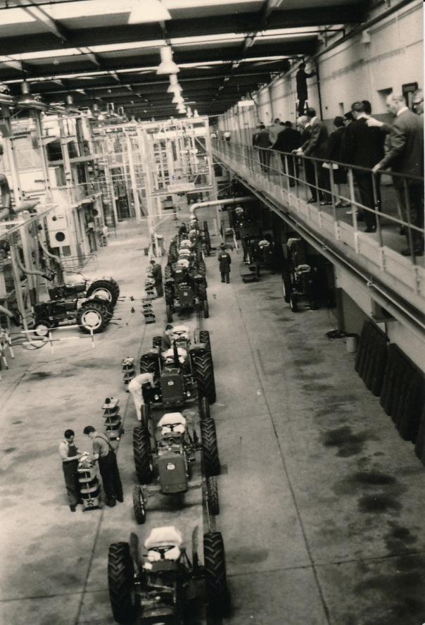 JD Werk Mannheim 1967