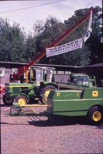 Ausstellung Hohe Steinert 1976