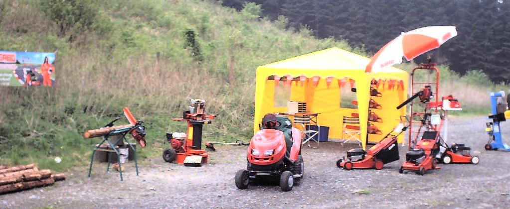 Holztag Neuenhof 2003